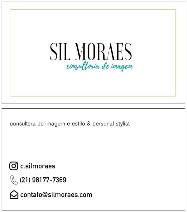 Cartão de Visita | Sil Moraes