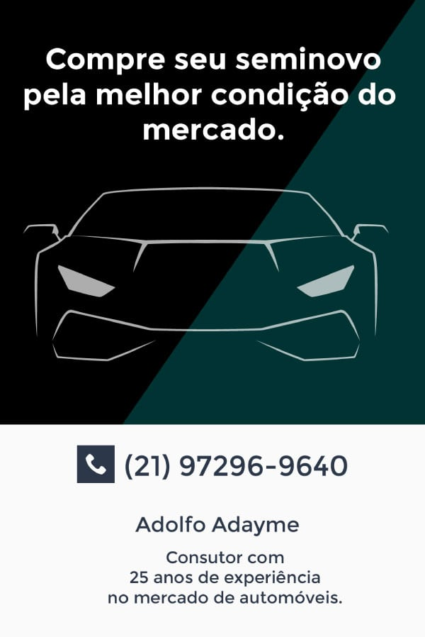 Panfleto | Consultor Automotivo