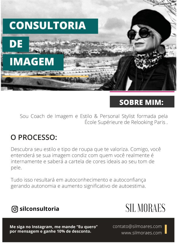 Panfleto | Sil Moraes