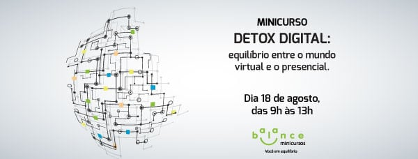 Capa de Evento | Detox Digital