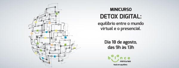 Capa de Evento | Detox Digital